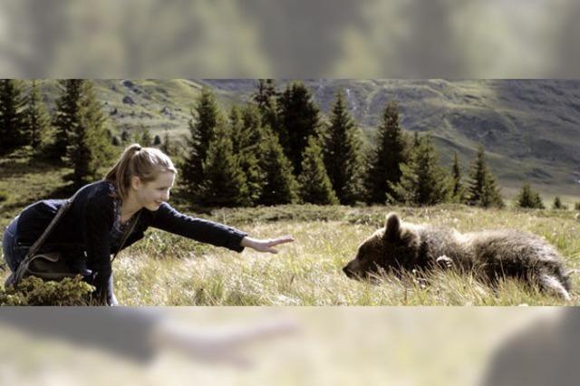 """""""Clara und das Geheimnis der Bären"""""""