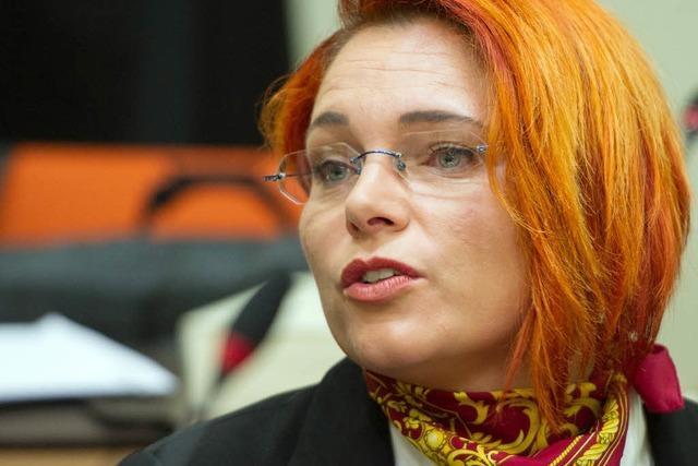 Nicole Schneiders – rechte Verteidigerin im NSU-Prozess?