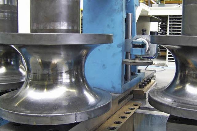 CNC-Technik statt Amboss