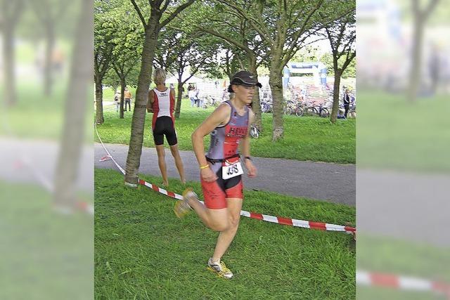 Tatjana Braun siegt in Forst