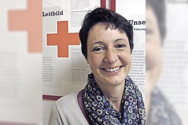 Rotes Kreuz sucht Helfer für die Seniorenbetreuung