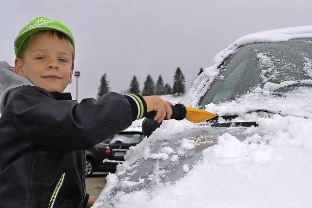 Der kälteste Wonnemonat seit mehr als 20 Jahren