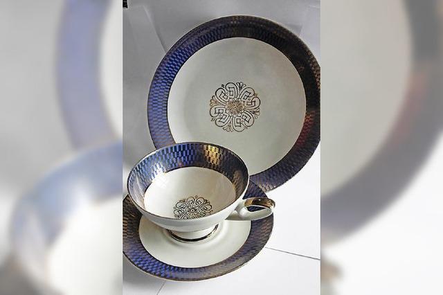Gegenstände rund ums Thema Kaffee