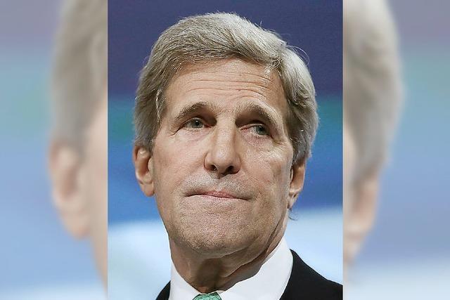 US-Außenminister Kerry: Ein guter Zuhörer und Verhandler