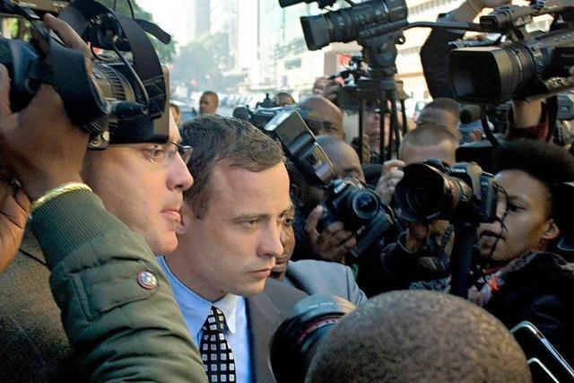 Pistorius-Prozess nach 16 Minuten vertagt