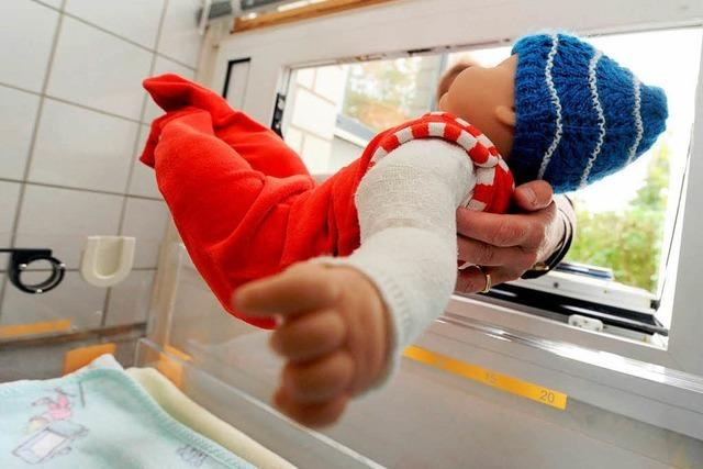 Kritik an Babyklappen und anonymen Geburten wächst