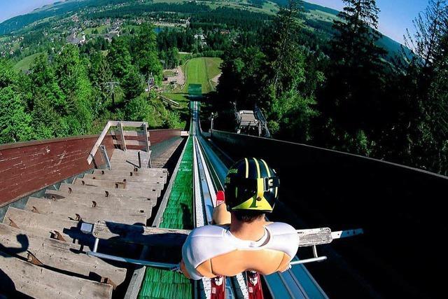 Hinterzarten muss das Sommerskispringen mit bis zu 80.000 Euro bezuschussen