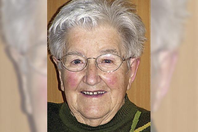 Elisabeth Furtwängler wird 90