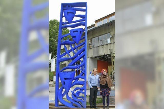 Kunst rund ums Industriedenkmal
