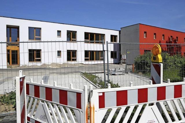 Der Wohnheim-Bau verzögert sich