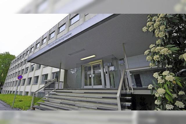 Haufe: Altes Verlagshaus wird abgerissen