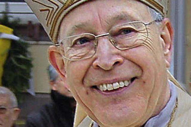 Weihbischof Klug kommt nach Schuttern