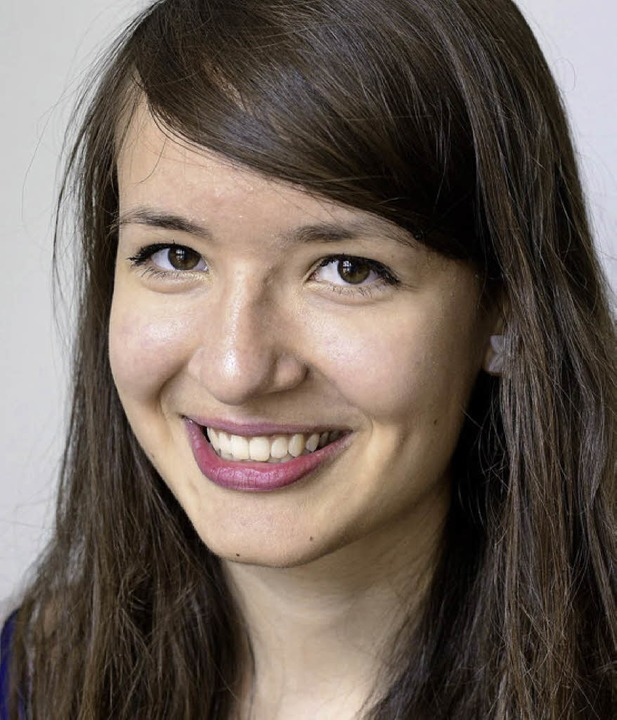 Silvia Spiegelberg     Foto: Schneider