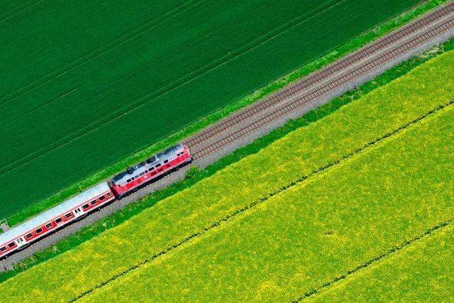 Bahn investiert acht Milliarden Euro für Ausbau im Land