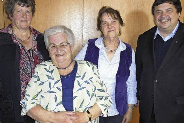Die Hochsaler Frauen sind bereit fürs 101. Jahr