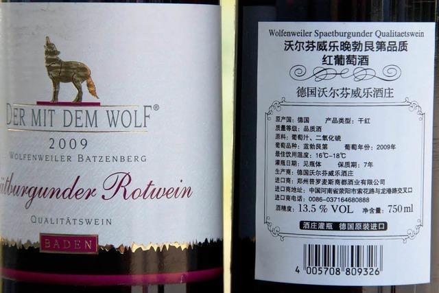 Welche Auswirkungen hätten chinesische Strafzölle auf Wein?