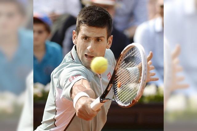 French Open: Haas schimpft – und scheitert