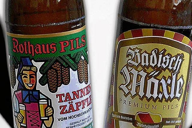 Zäpfle gegen Mäxle: Streit ums Bier – oder doch nicht?