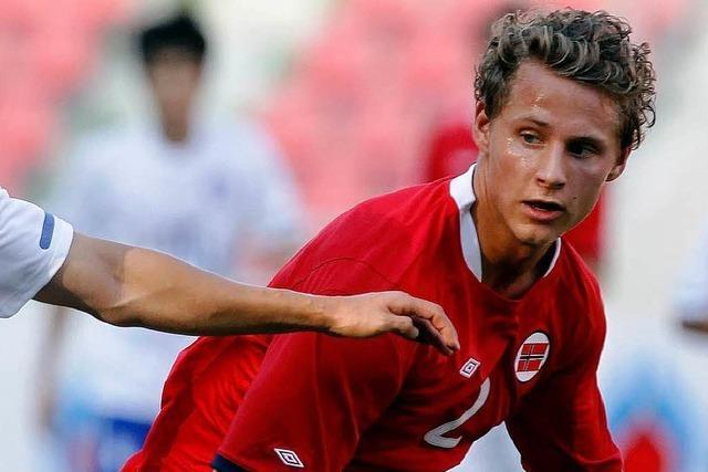 U21-EM: Hedenstad fliegt mit Rot vom Platz