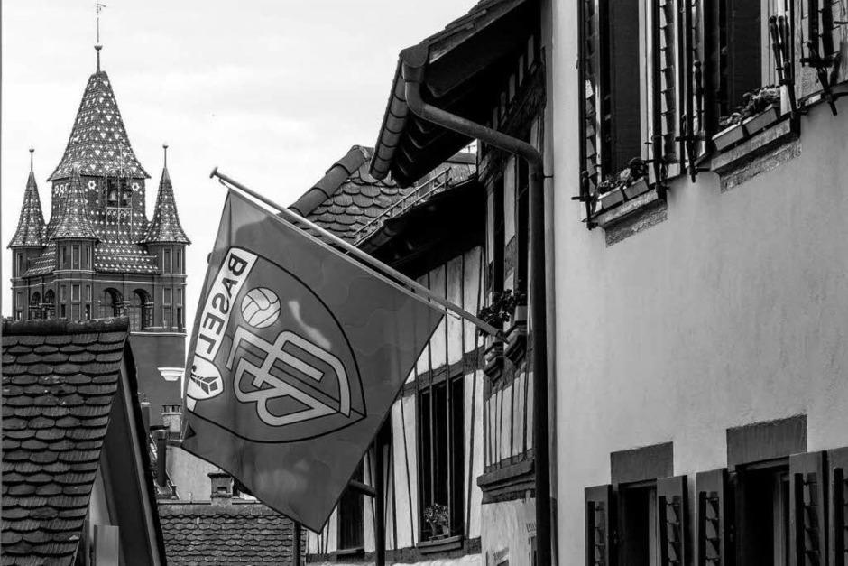 Schwarz-weiß steht Basel gut. (Foto: Huber Carlotta)