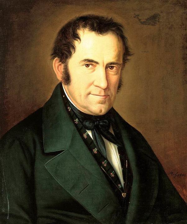 Franz Xaver Gruber  | Foto: BZ