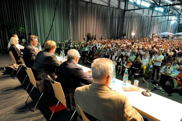 Stadiondebatte: Nachbarn wettern, SC-Fans hoffen