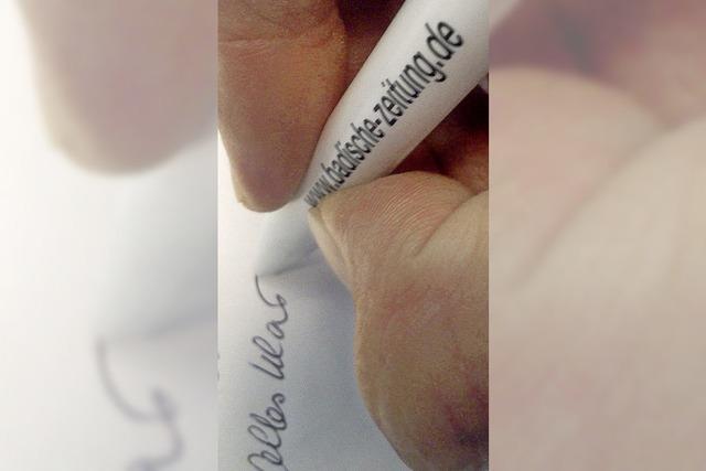 Ein Stift für alle Fälle
