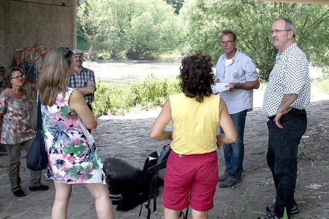 Aktionstag in Steinen: Den Wert der Natur erkennen