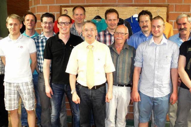 Der Tischtennisclub Wehr verwöhnte seine Mitglieder zum Jubiläum