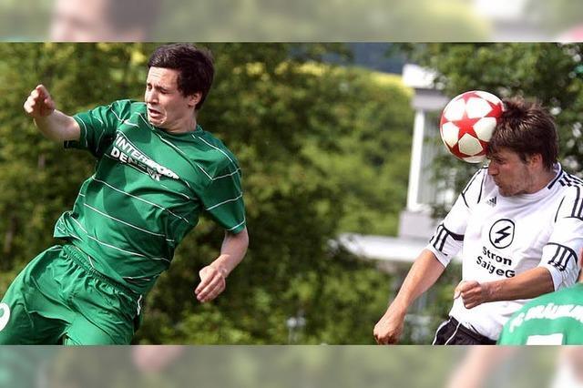 Der FC Neustadt II bangt noch