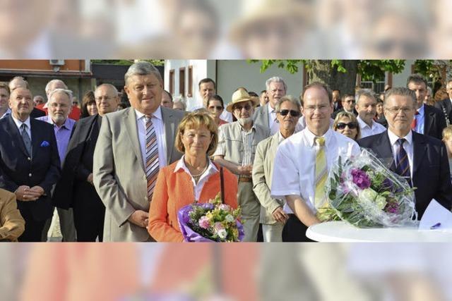 Klarer Sieg für Werner Bundschuh