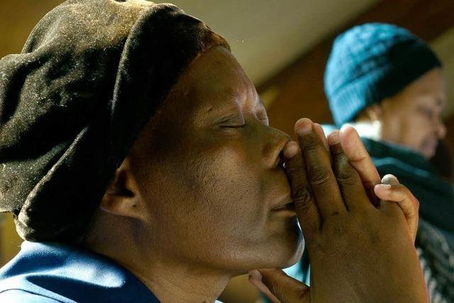Mandelas Tod ist in Südafrika kein Tabu mehr