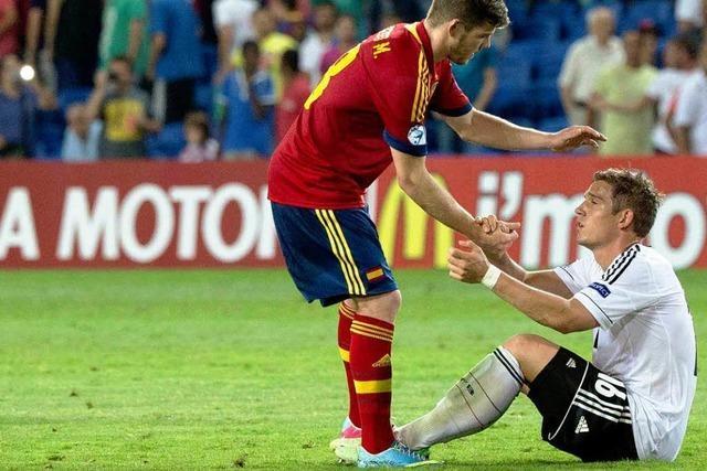 U21-EM: Sorg & Co. verpassen das Halbfinale