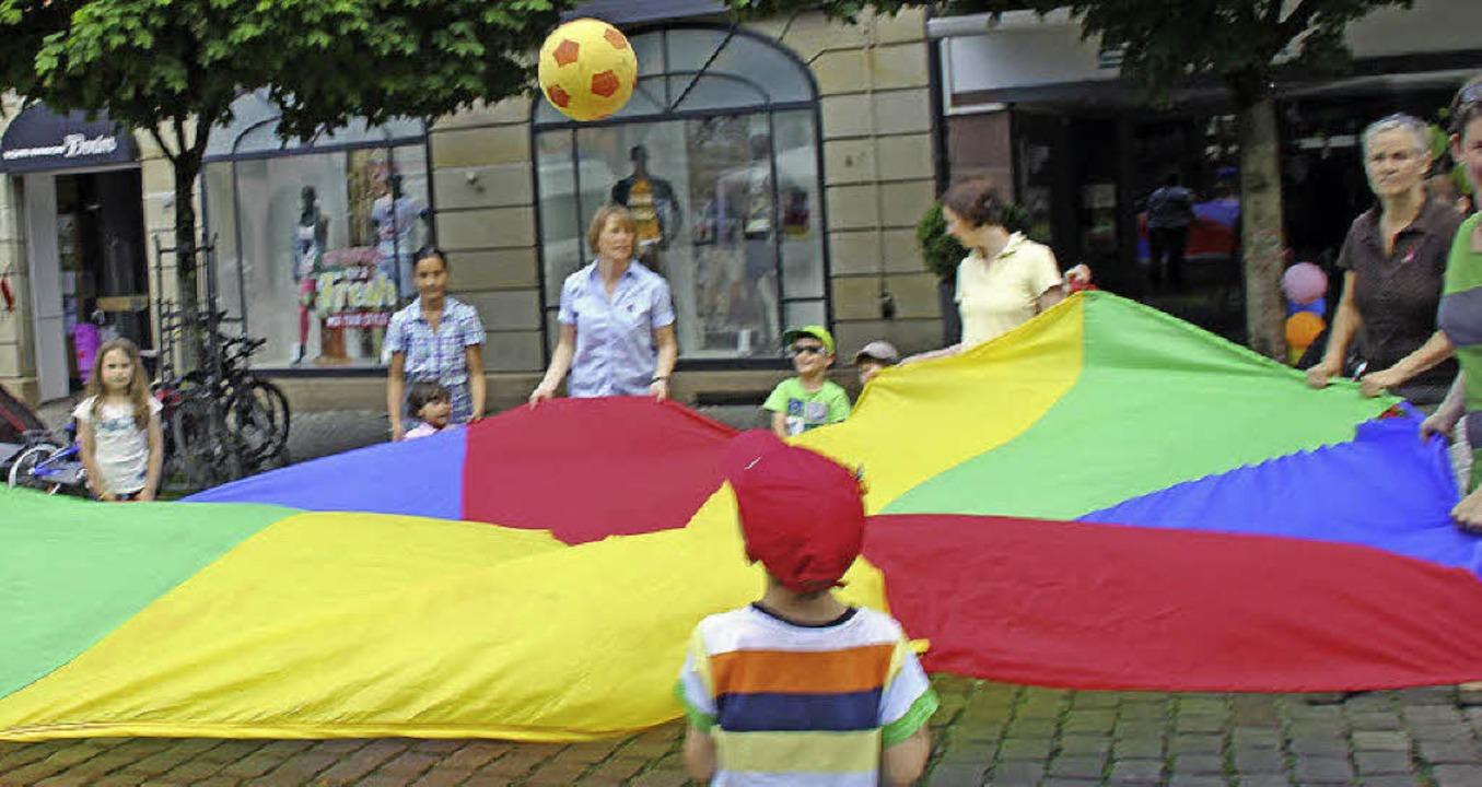 Waldkirch spielt -All inclusive    Foto: Stefanie Sigmund