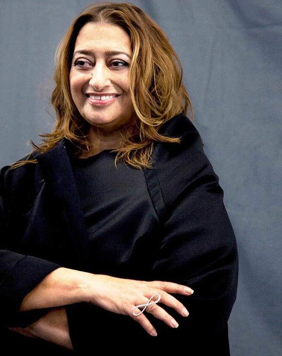 Zaha Hadid  | Foto: Giovanna Silva