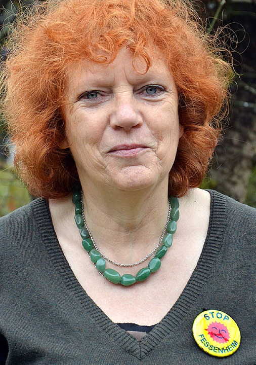 Dora Pfeifer-Suger   | Foto: Hennicke