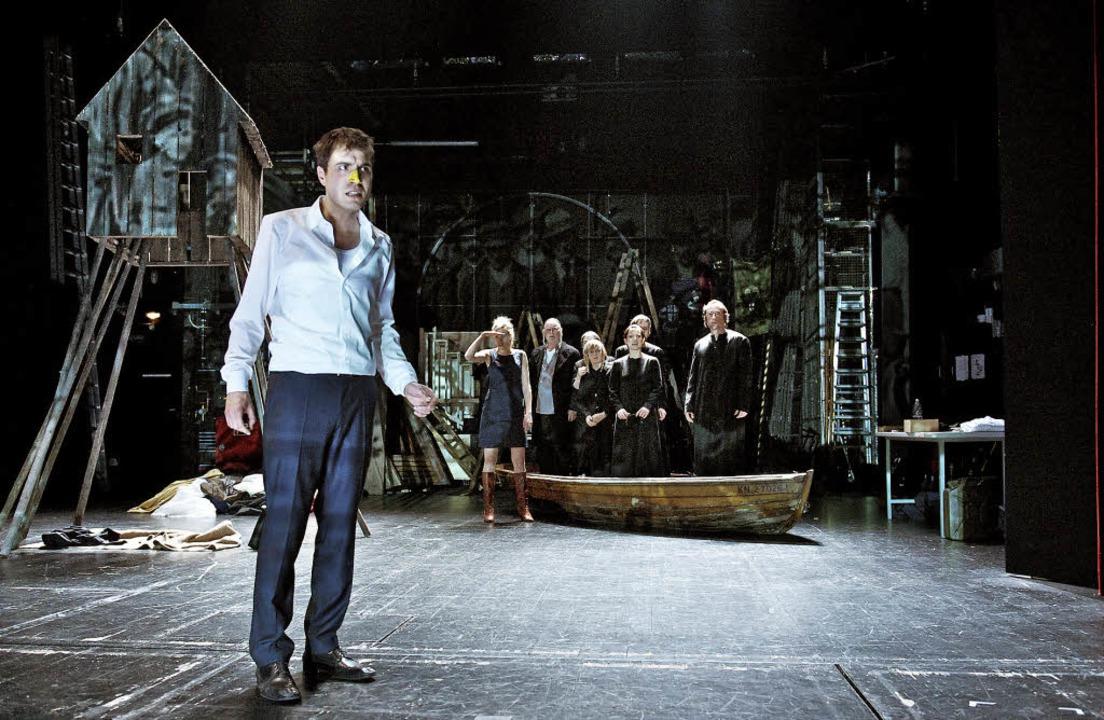 Theater Konstanz: Der Jude von Konstanz. Foto: Ilja Mess  | Foto: Ilja Mess