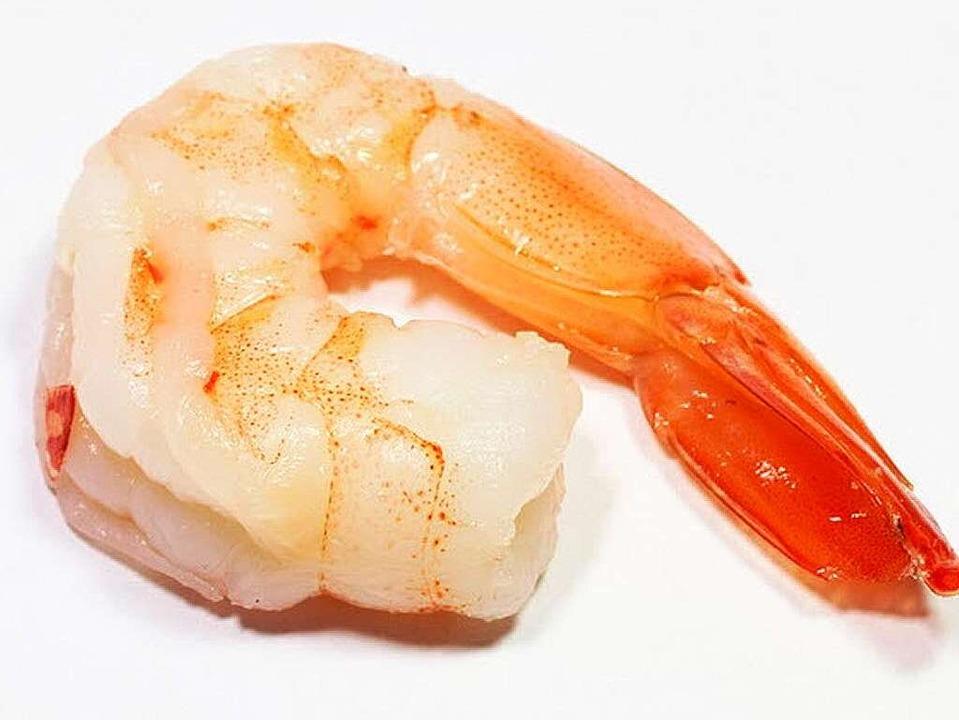 Gut zu grillen: Shrimps    Foto: Denis Junker - Fotolia