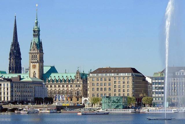 Medien und Politik in Hamburg