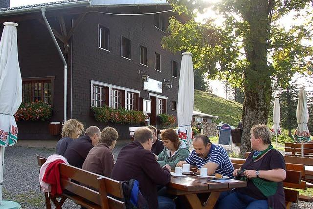 Krunkelbachhütte wird 60
