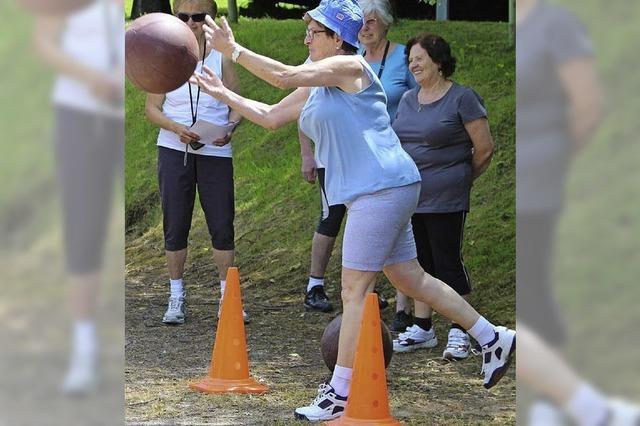 Der pure Spaß am Sport
