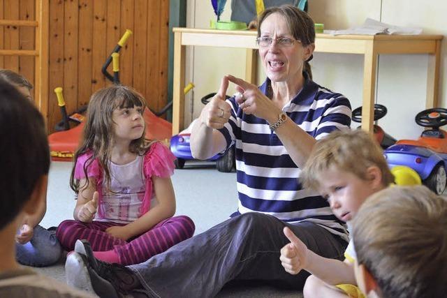 Singen und bewegen für die Schulreife