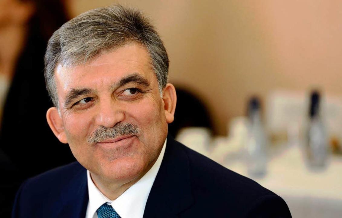 Abdullah Gül  | Foto: dpa