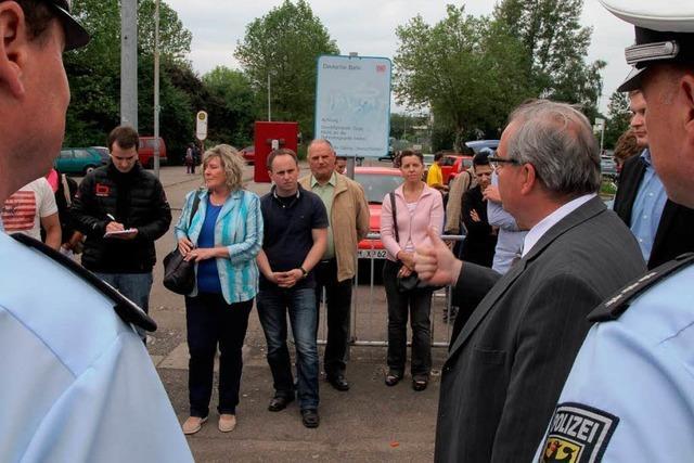 Bahnhof Herbolzheim: Stadt wartet auf Signal der Bahn