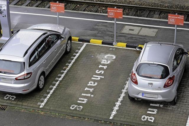 Startet das Autoteilen in Endingen mit zwei Fahrzeugen?