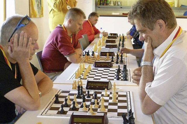 Schach wird zum Sport