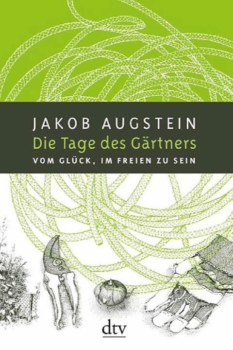 Tage des Gärtners Augstein  | Foto: verlag