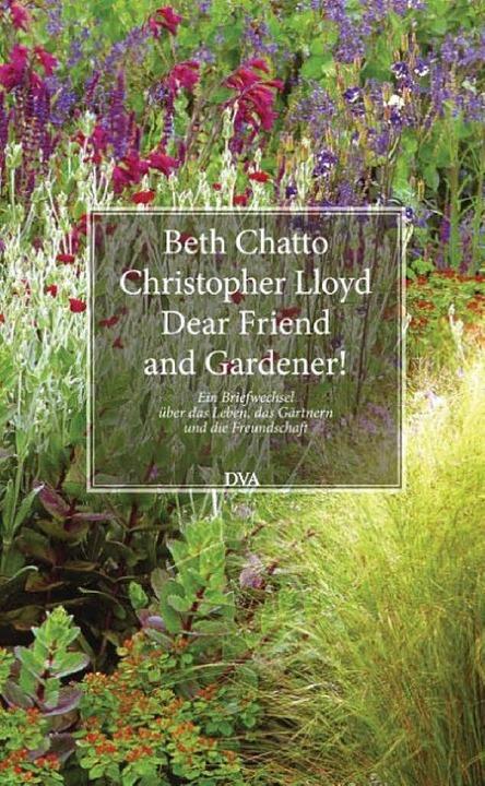 Beth Chatto/Chrstopher Lloyd  | Foto: BZ