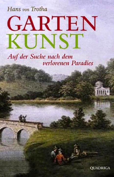 Garten Kunst trotha  | Foto: Verlag