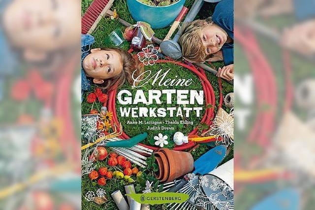 BUCHTIPP: Gärtnern ist kinderleicht